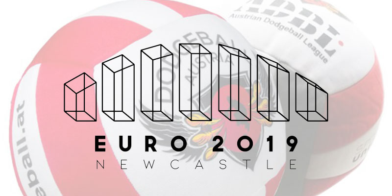 Euro 2019 Dodgeball Newcastle
